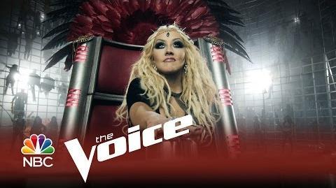 NBC – The Voice Epic Confrontation