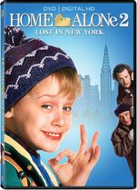 Home Alone 2 DVD Digital