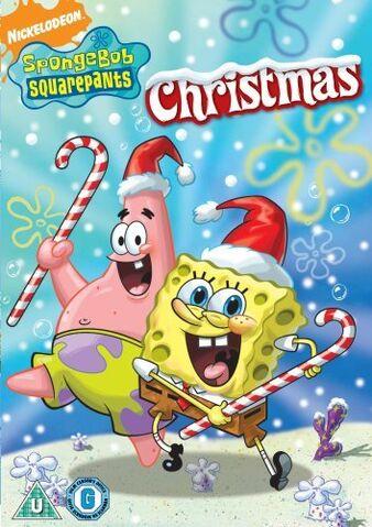 File:SpongeBob Christmas DVD UK release.jpg