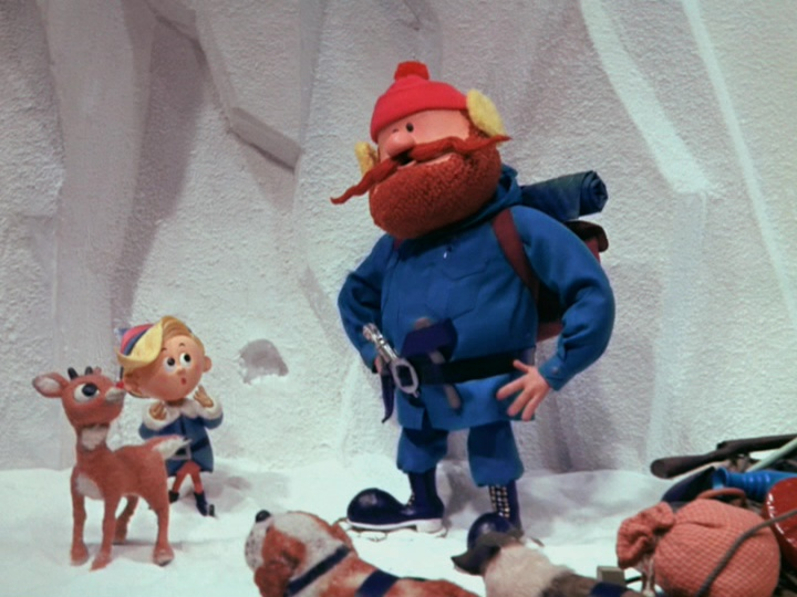 File:Rudolph and Hermey meet Yukon.jpg