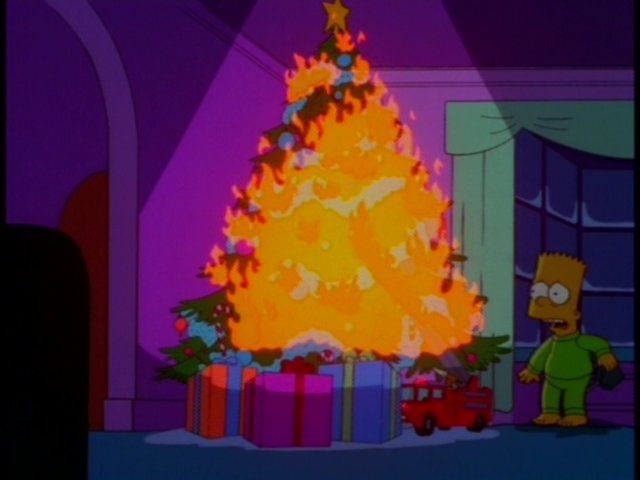 Miracle on Evergreen Terrace | Christmas Specials Wiki | FANDOM ...