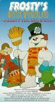 FrostysWinterWonderland VHS 1993