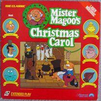 MagooXmasCarol Laserdisc