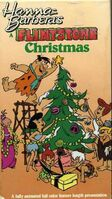 FlintstonesChristmas VHS 1985