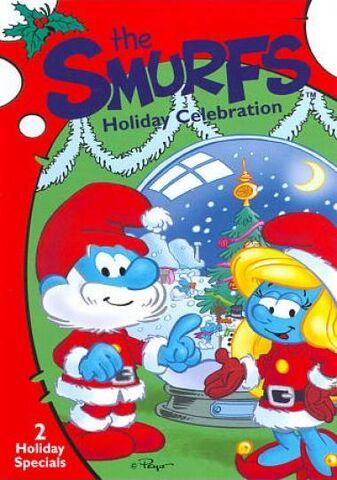 File:SmurfsHolidayCelebrationDVD.jpg