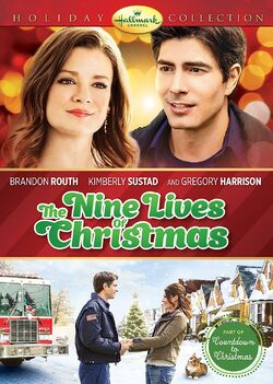 The Nine Lives of Christmas DVD