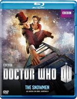 Doctor Who The Snowmen US Blu-Ray