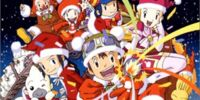 Digimon Frontier: Christmas Smile