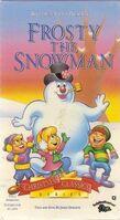Frosty VHS 1993