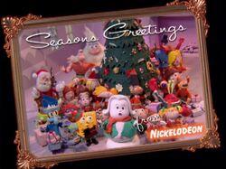 Seasons Greetings from Nickelodeon
