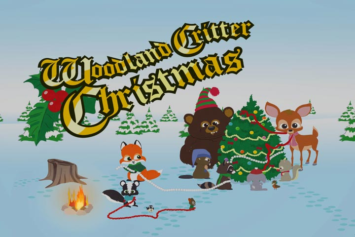 Woodland Critter Christmas | Christmas Specials Wiki | FANDOM ...