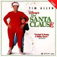 TheSantaClause Laserdisc