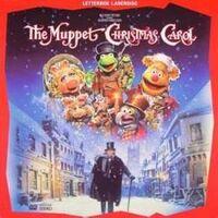 MuppetXmasCarol Laserdisc