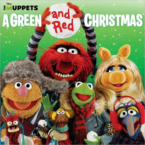 File:A Green and Red Christmas 2011 Cover.jpg