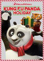 KungFuPandaHoliday DVD 2013