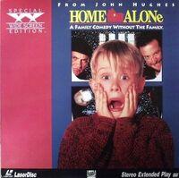 HomeAlone Laserdisc