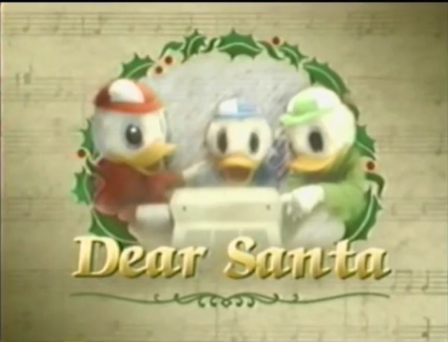 Dear Santa (song) | Christmas Specials Wiki | FANDOM powered by Wikia