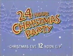 CN 24-Hour Christmas Party
