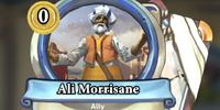 Ali Morrisane
