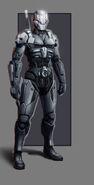 Jason Black Cyborg
