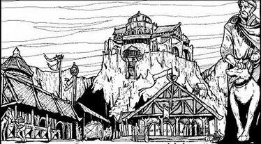 Northlander-fortress