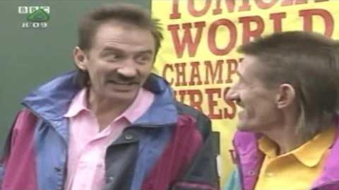 ChuckleVision 5x07 In the Ring