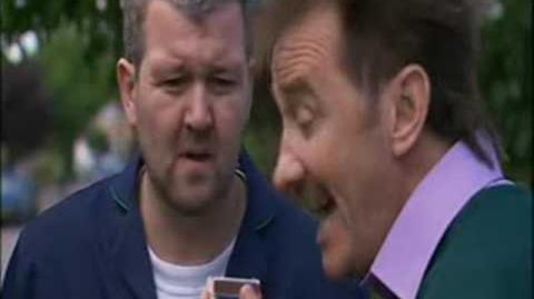 ChuckleVision 14x09 Barry the Spider