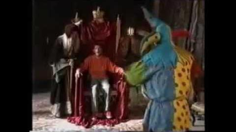 ChuckleVision 11x15 King of the Castle
