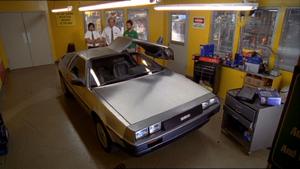 DeLoreanDMC