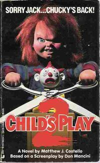Child's Play 2 Novel