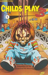 Innovation Child's Play 3-1 Cover