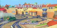 Hodge's Secret