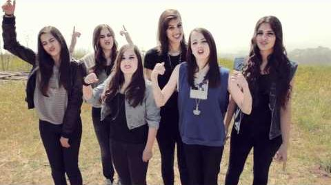 """Stronger (What Doesn't Kill You)"" by Kelly Clarkson, cover by CIMORELLI-0"