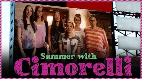 Cimorelli Sing the Star Spangled Banner - Summer with Cimorelli Ep 3