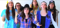 Cimorelli- Never Getting Back Together