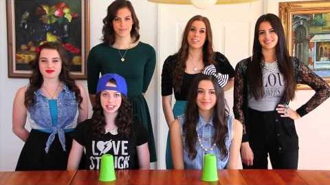 """""""Cups"""" from Pitch Perfect by Anna Kendrick - Cover by CIMORELLI!"""