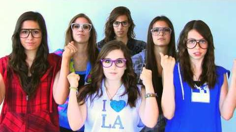 """""""Where Have You Been"""" by Rihanna, cover by CIMORELLI! 200 million views!!!"""