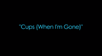 Cups title card
