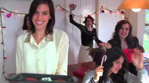 "CIMORELLI - ""Santa Claus is Coming to Town"""