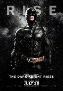 Bthe dark knight rises batman