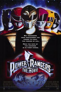 Power Rangers The Movie (1995)