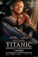 Titanic 3D ship April 4 poster