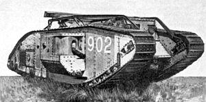 British Mark V-star Tank.jpg