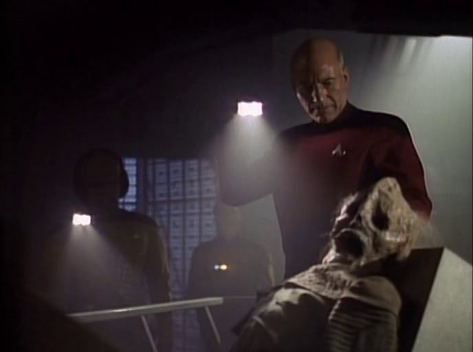 taoism and the booby trap in star trek Riker and data discover that the promellians were trapped during an ancient battle in a booby trap that  review ryan saldana shatner spiner spock star trek:.