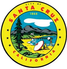 Seal of the City of Santa Cruz