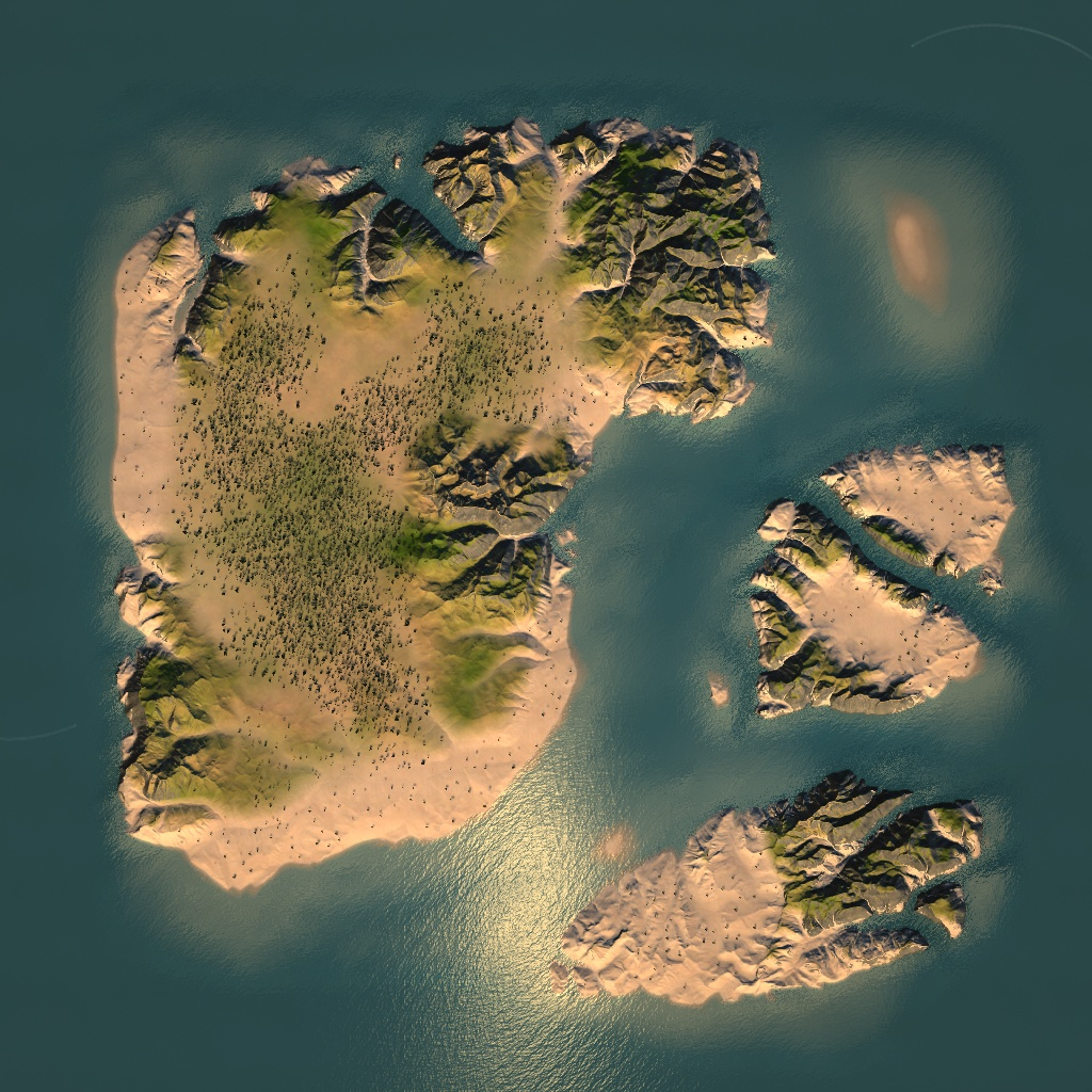 The Archipelago Cities XL Wiki Fandom Powered By Wikia - New york map cities xl