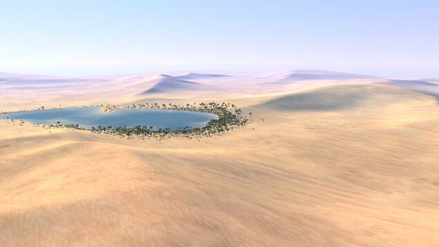 Across - The Oasis