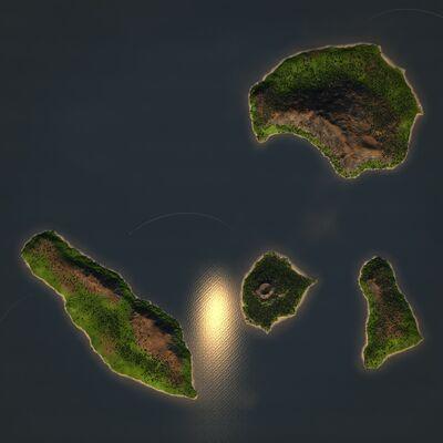 Overhead - Krakatoa