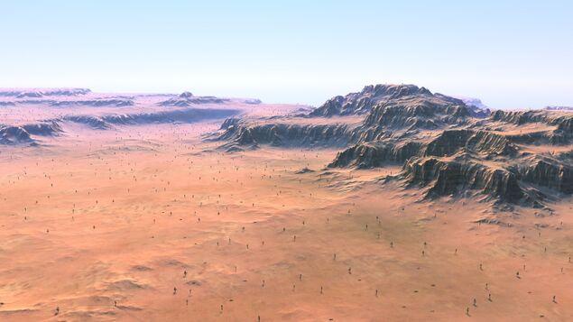 Across - The Far West
