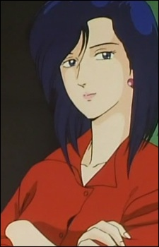 Saeko Nogami Cityhunter Wiki Fandom Powered By Wikia
